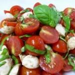 Baby-Caprese-Salad